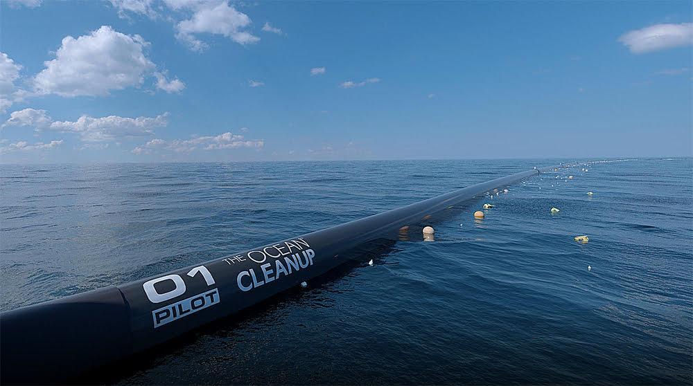 imagem de nova Tecnologia será capaz de tirar plástico dos oceanos