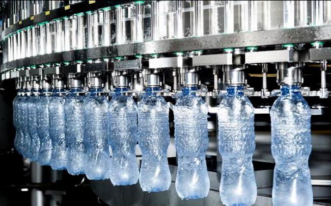 imagem de indústria de plástico