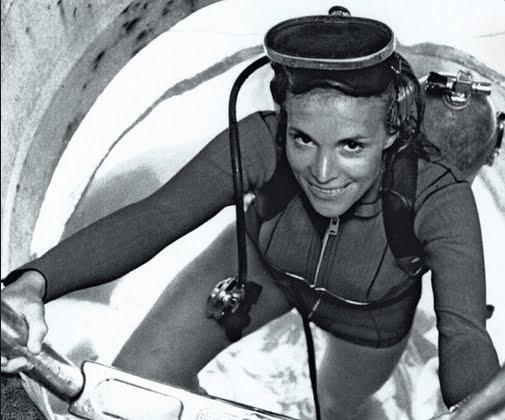 imagem de Sylvia Earle