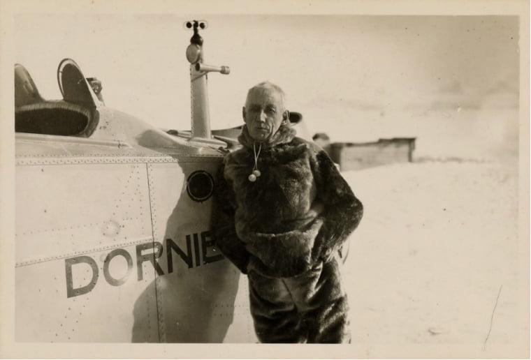imagem de roald amundsen