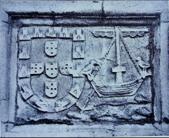 imagem de Barcha, barco que deu origem as caravelas portuguesas