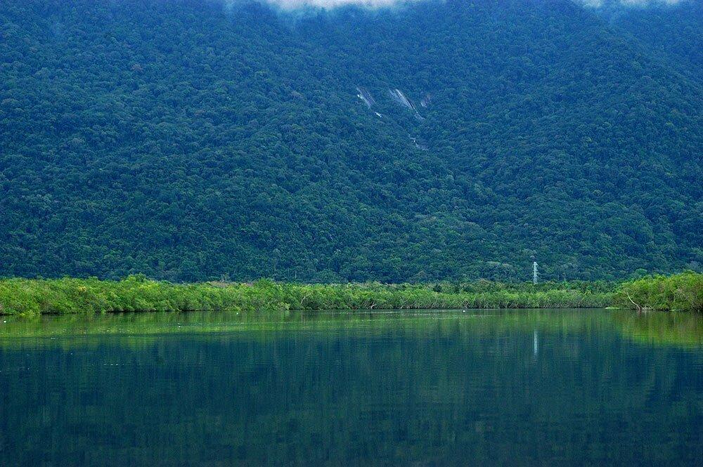 imagem do rio italanhaú
