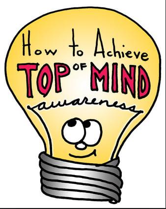 ilustração para empresas top of mind