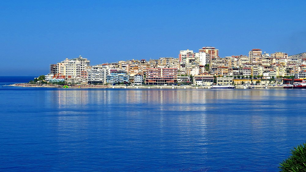 imagem do Desenvolvimento das cidades costeiras