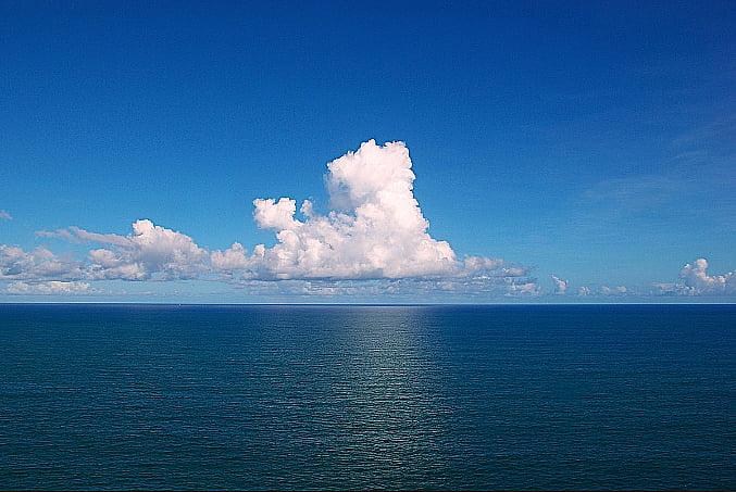 imagem dos Oceanos, serviços e importância