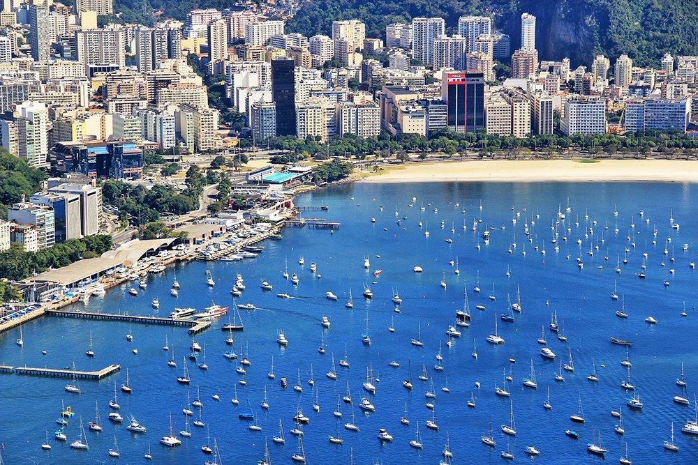 imagem de Desenvolvimento das cidades costeiras