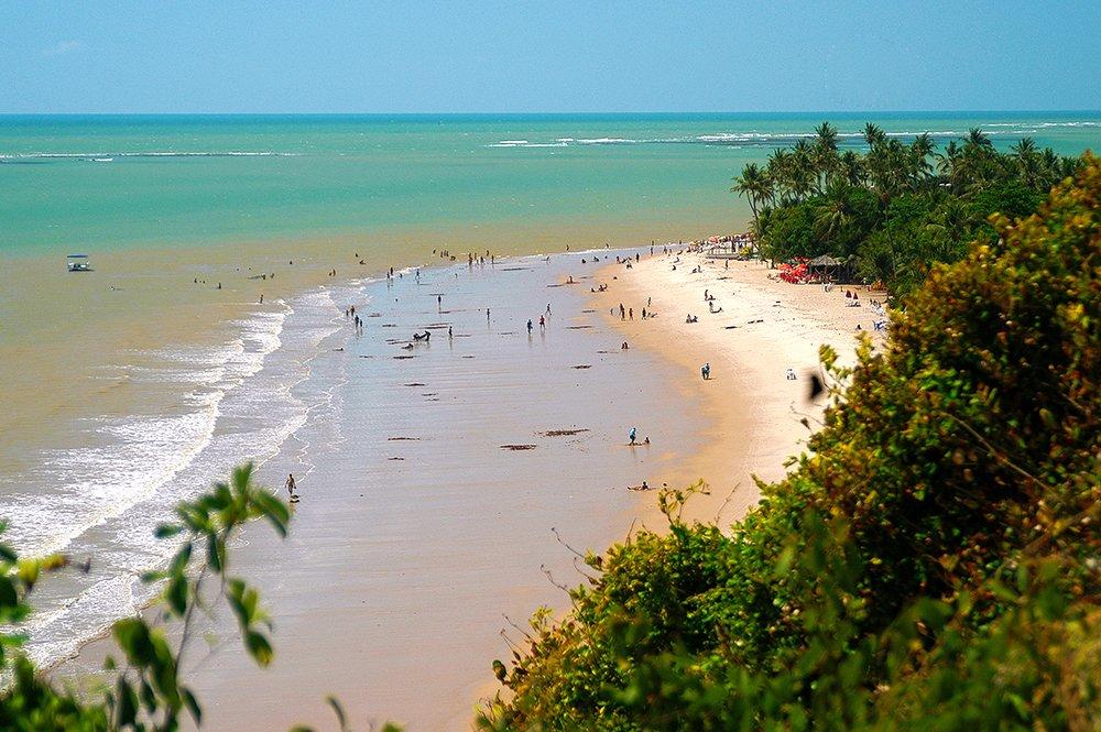 imagem do Cabo Branco, Litoral da Paraíba