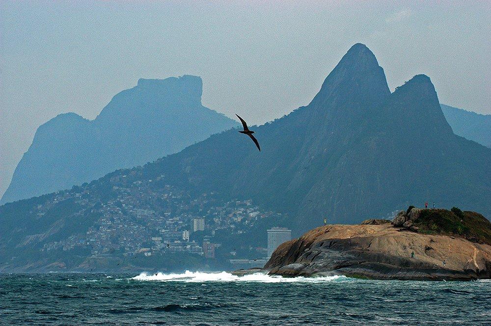 imagem do Rio de Janeiro e Adaptação das cidades às mudanças do clima