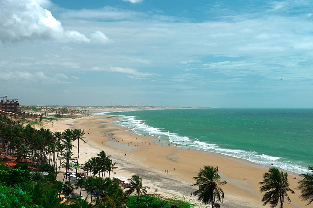 praia do ceará detonada pela especulação imobiliária