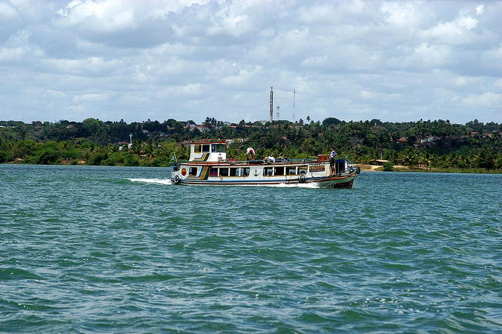 imagem de Barco de passageiros em Penedo