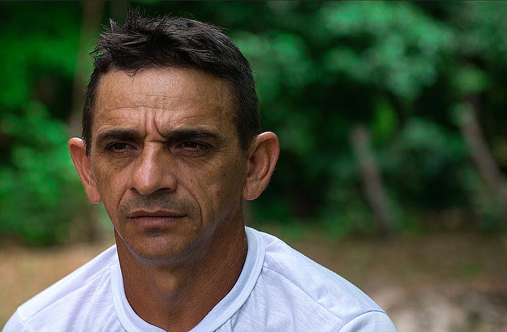 imagem de Donda, presidente da associação dos usuários da Resex Marinha de Tracuateua fala r de crack: nas comunidades