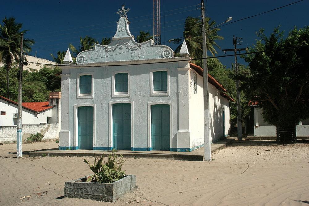 imagem de Igreja de Mangue Seco