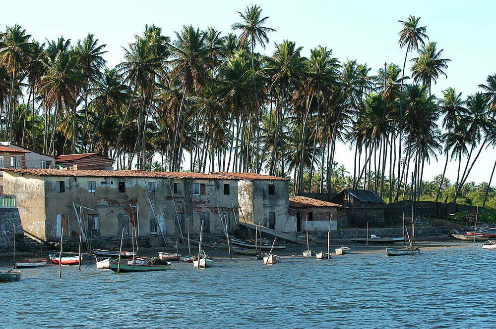 imagem de Itapissuma, litoral de Pernambuco