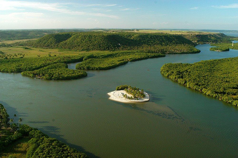 imagem de Lagoas de Maceió do diário de bordo Litorais de Alagoas e Sergipe