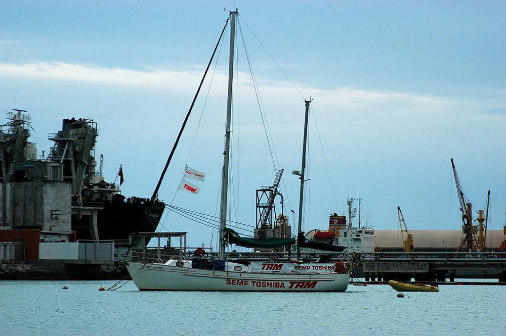 imagem do veleiro mar sem fim em Alagoas