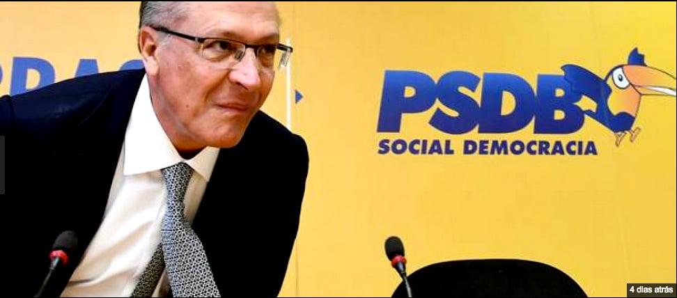imagem de geraldo alckmin ao defender Propostas ao meio ambiente dos presidenciáveis