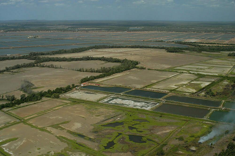 imagem do vale do rio Jaguaribe