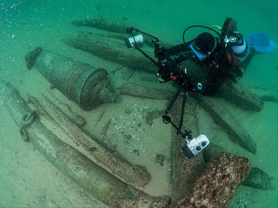 image de Naufrágio de 400 anos na costa de Portugal