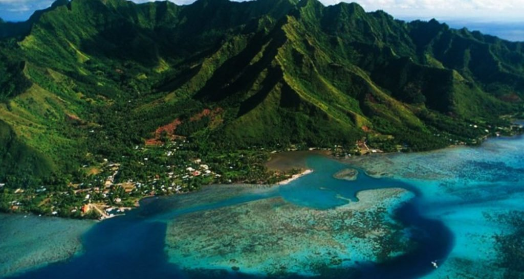 imagem d ilha de cocos, costa rica