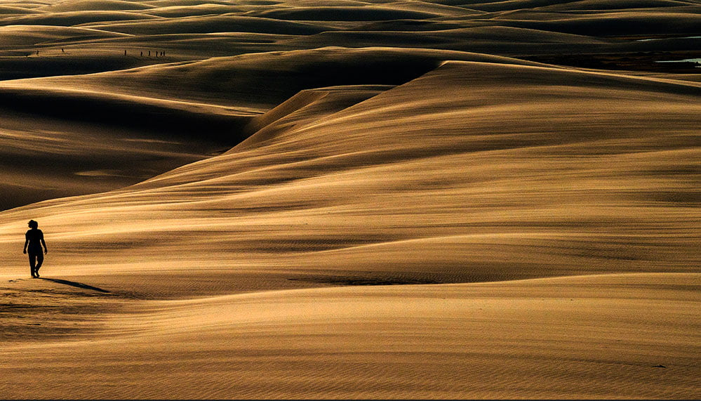 imagem do Parque Nacional dos Lençóis Maranhenses