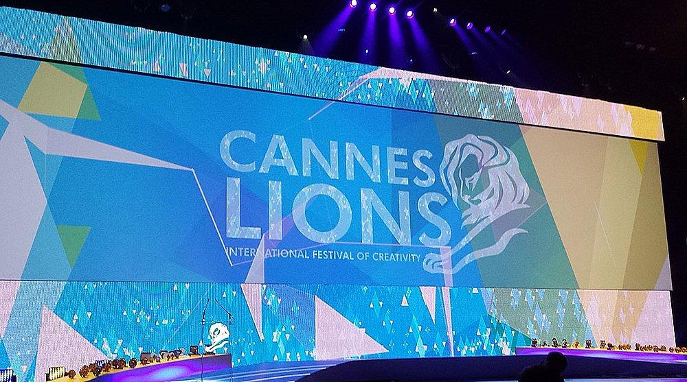 cartaz do festival de publicidade de Cannes para Publicitários brasileiros