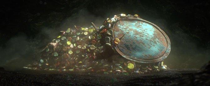 imagem de híbridos Curta metragem sobre futuro da vida marinha