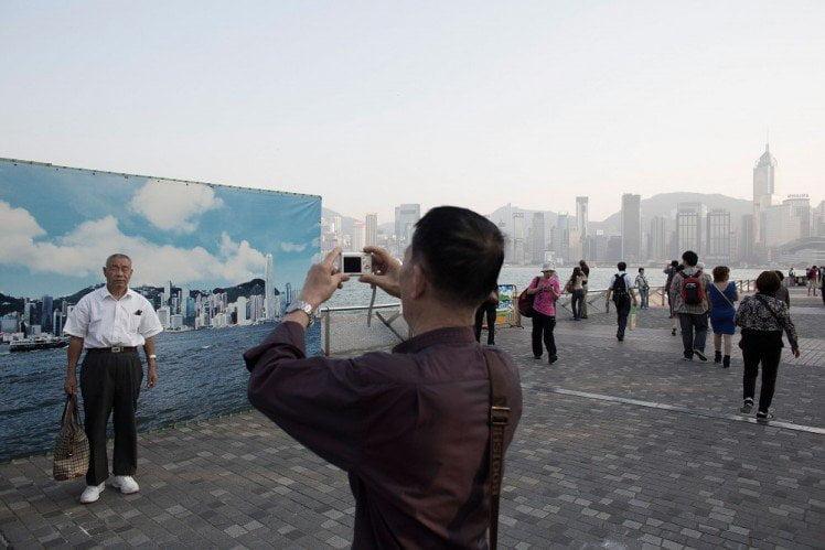 imagem de poluição de cidade