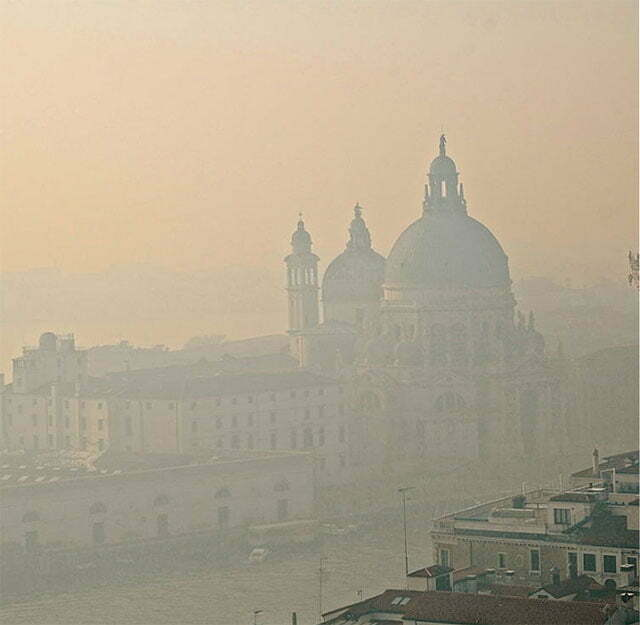 imagem de igreja de Veneza