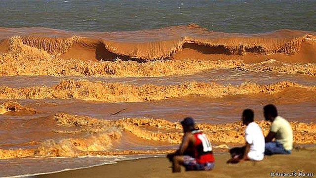 Rio Doce: três anos depois do maior acidente ambiental - Mar