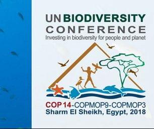 logotipo da convenção sobre Diversidade Biológica