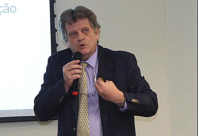imagem de Adalberto Eberhard, presidente do ICMBio