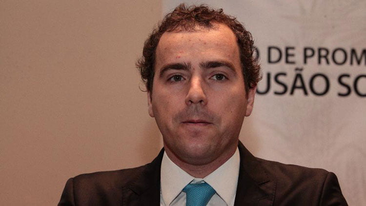 imagem de Eduardo Bim, novo presidente do Ibama