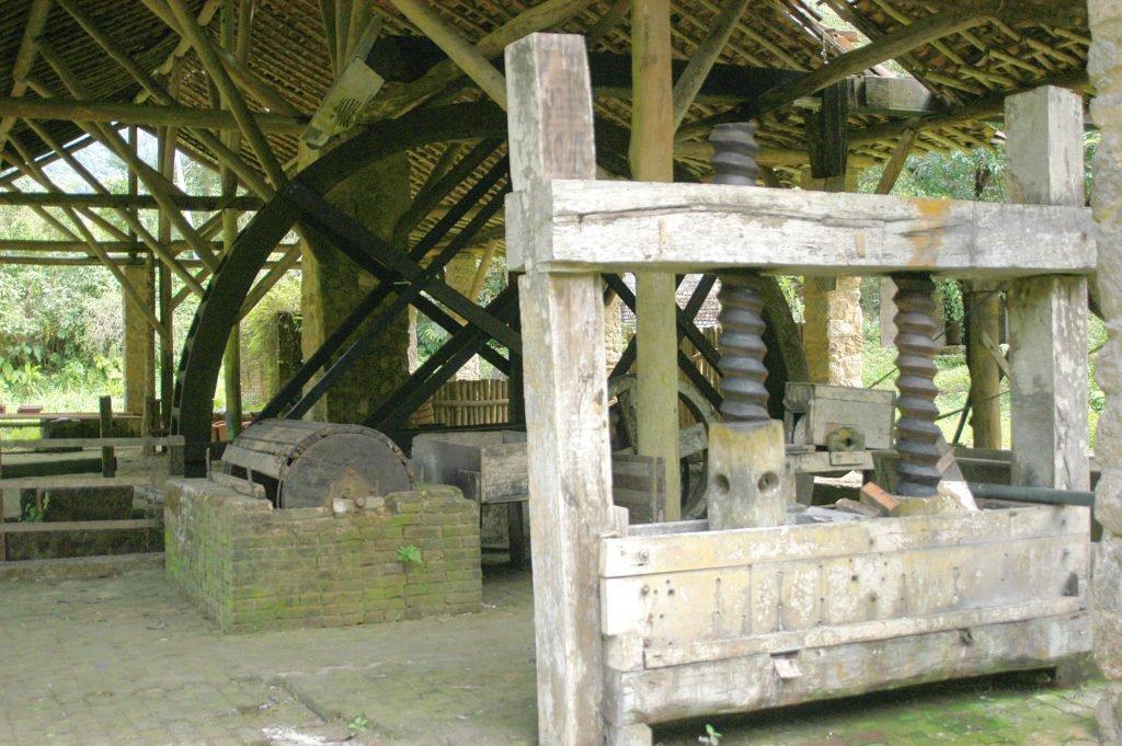 imagem de Casa de farinha.