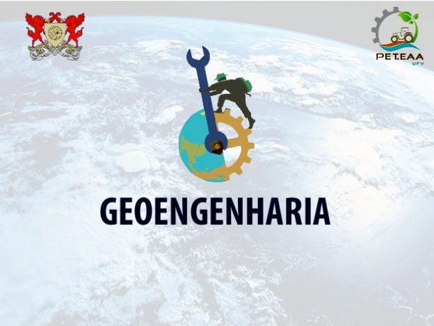 ilustração de geoengenharia, ou manipulação dos oceanos