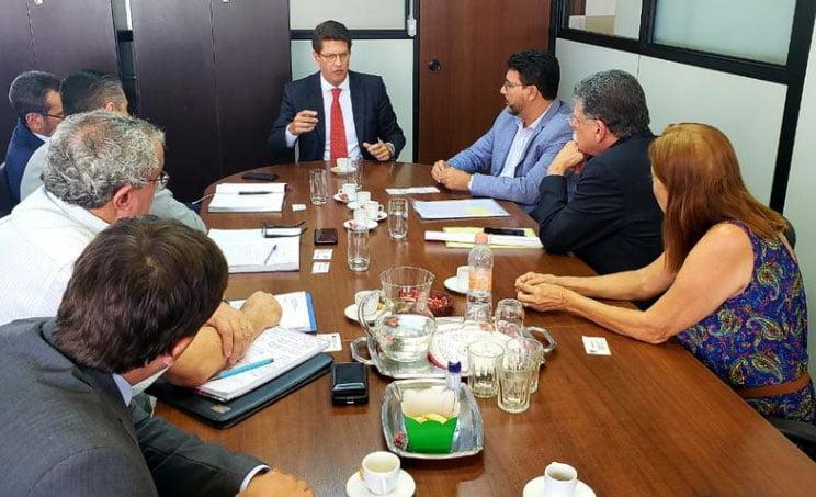 imagem de Ricardo Salles, Ministro do Meio Ambiente