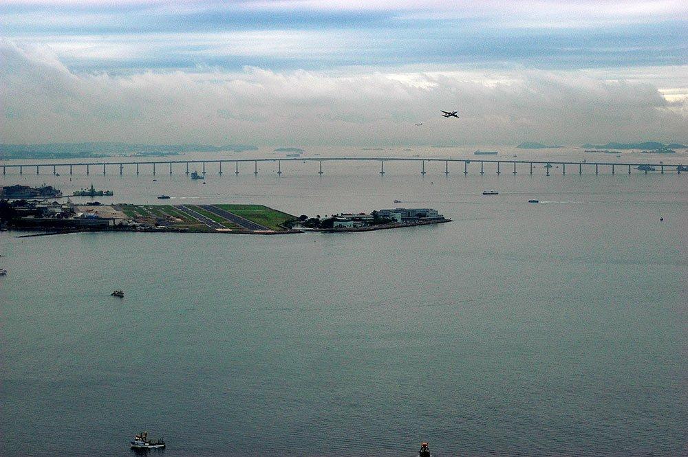imagemda baía de Guanabara