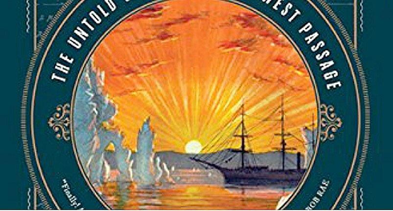 imagem de cartaz alusivo a Passagem do Noroeste