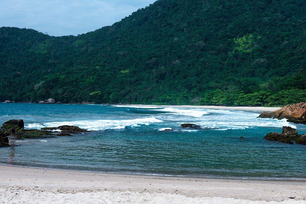 imagem da Praia do Caxadaço.