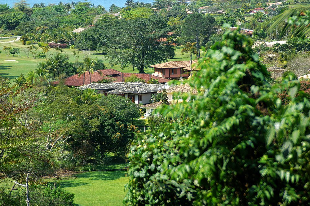imagem do condomínio Laranjeiras, em Paraty