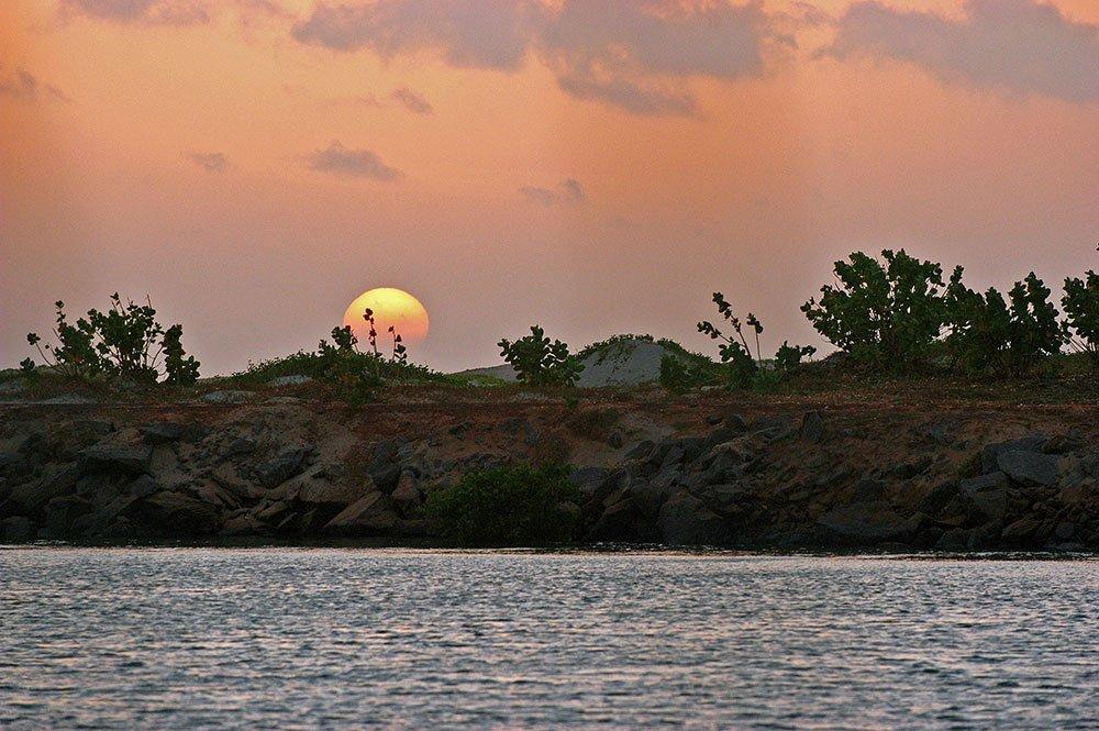 imagem de nascer do sol
