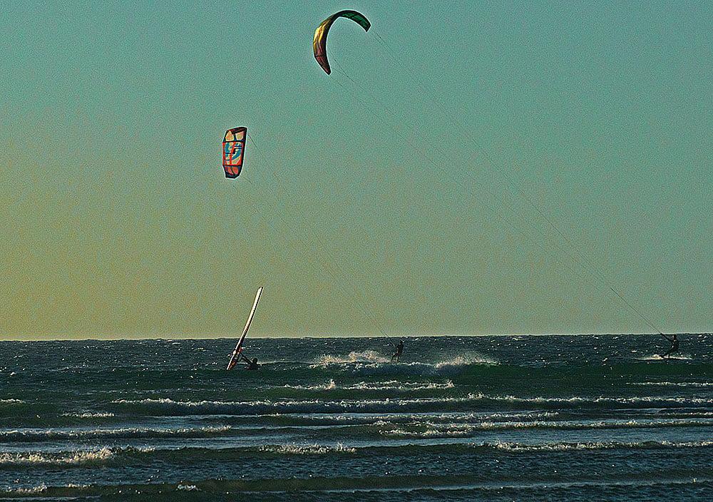 imagem de kit surf