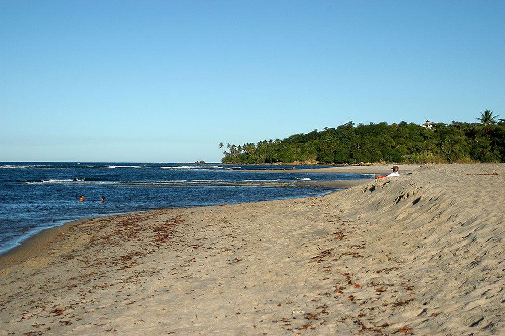 imagem de Praia de Boipeba.