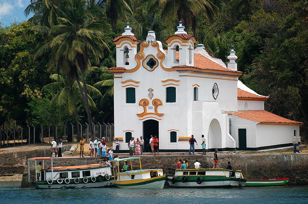 imagem da Igreja do Loreto.
