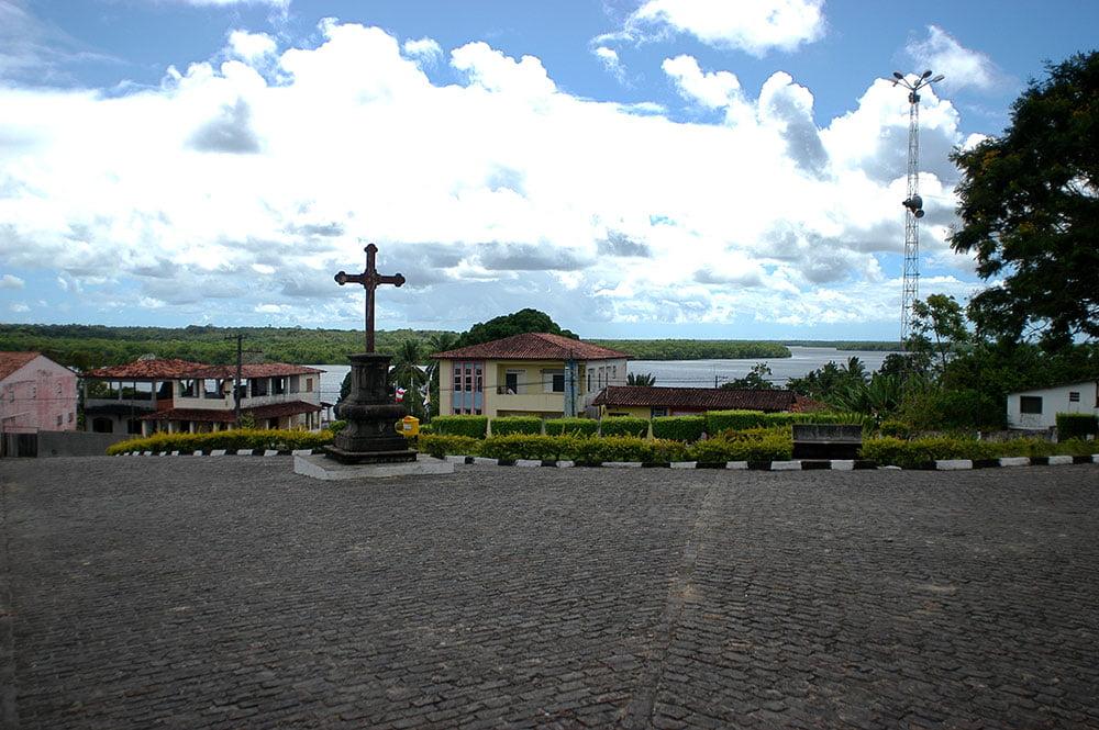 imagem de Praça defronte ao Convento Santo Antonio.