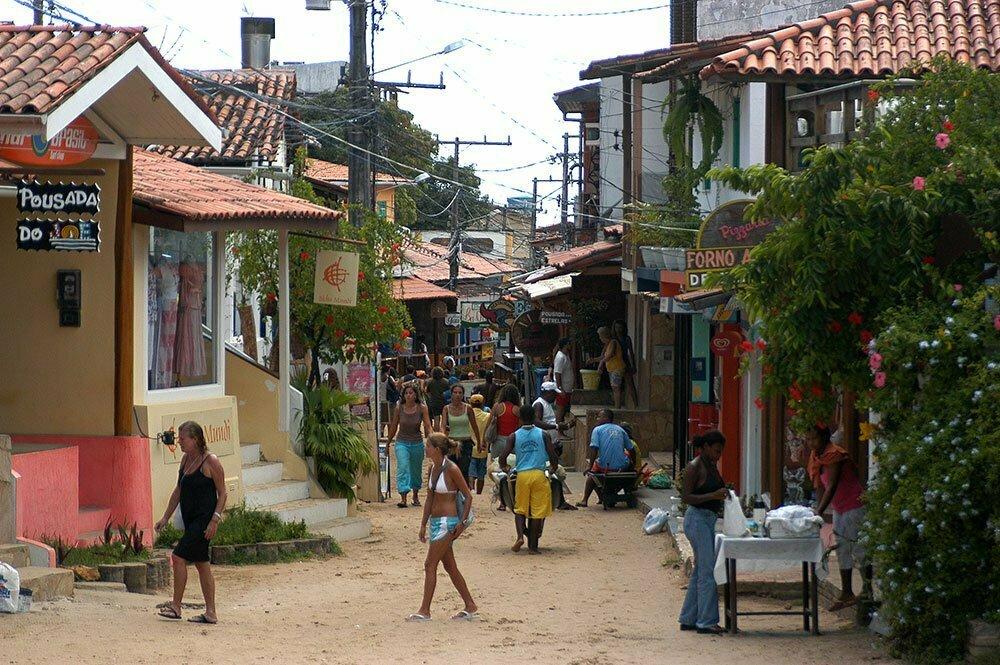 imagem de Morro de São Paulo