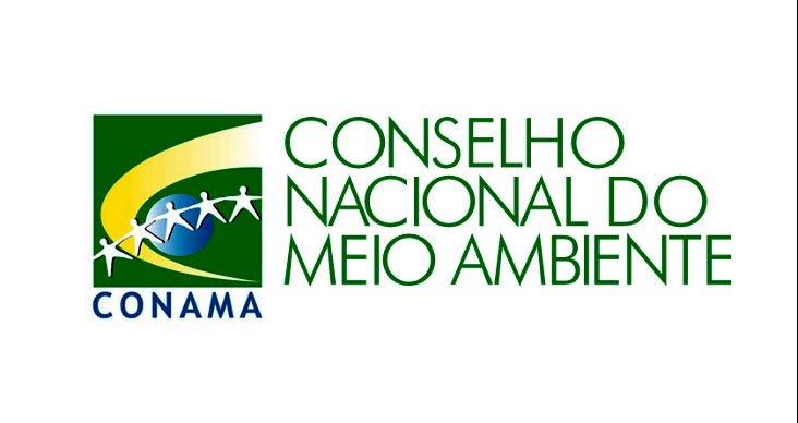 imagem do logotipo do conama