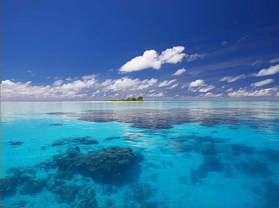 imagem dos oceanos