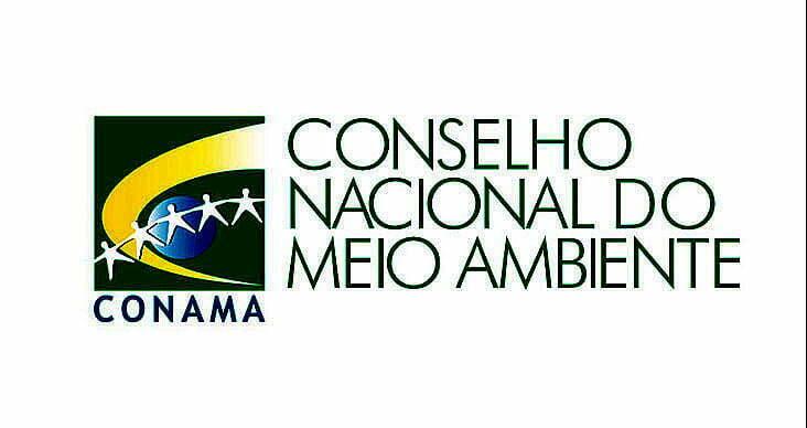 imagem do logotipo do conselho do conama