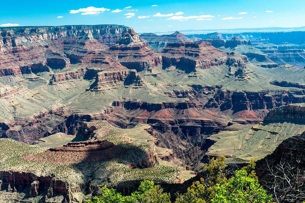 imagem do parque nacional do Grand canyon