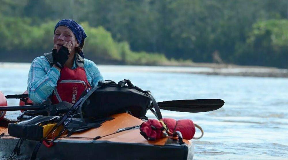 Imagem de Emma kelty, roubada e assassinada na Amazônia